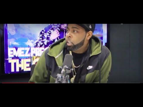 EmEz - C Weezy On 90's Music; Connecticut Rap Scene and Much More!