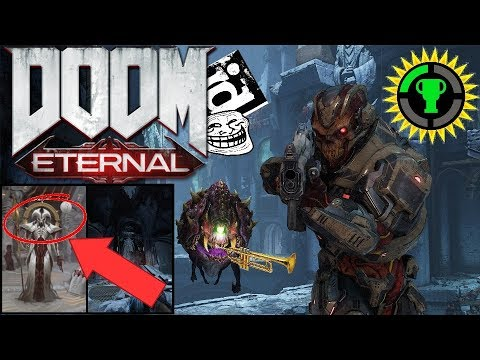 DOOM Eternal was in DOOM (2016) this Whole Time! id Software FOOLED us ALL!!!
