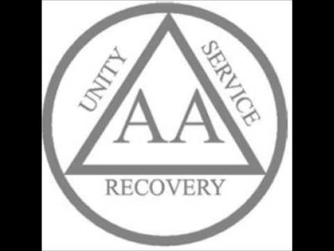 11 08 12 Ronald R. Rockingham, NC Alcoholics Anonymous Speaker
