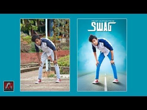 Swag - Photoshop Manipulation Tutorial For Fresher