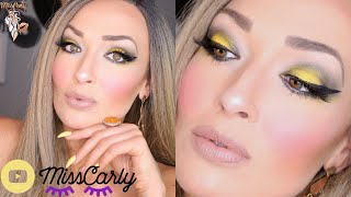 ✨ How To: Drugstore Make-Up Tutorial Series✨| YELLOW Love | PART 1 | Divatress.com