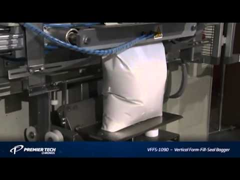 Vertical Form-Fill-Seal Bagging Machine - Bags (VFFS-1090 Series)