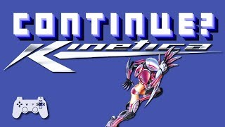 Kinetica (PlayStation 2) - Continue?