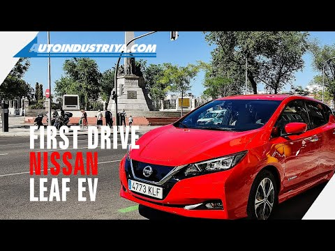 2020 Nissan Leaf - First Drive Review
