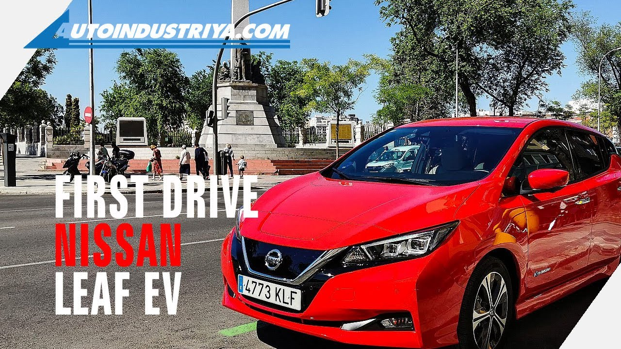2020 Nissan Leaf First Drive Review