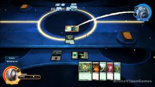 Magic 2014: Duels of the Planeswalkers Gameplay (PC HD)