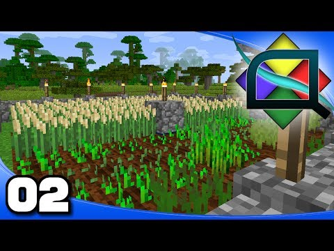 Quantus - Ep. 2: Farms & Armor