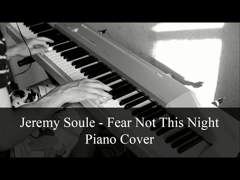 Jeremy Soule - Fear Not This Night -Piano Cover Instrumental (Guild Wars 2 OST)