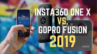 Insta360 Evo Vs Gopro Fusion - Жүктеу