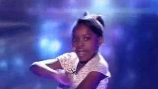 Natalie Okri - Britain's Got Talent - Semi-Final 1
