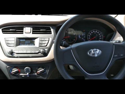 Hyundai Elite I20 Magna 2018 Looks, Interiors, Features, Prices