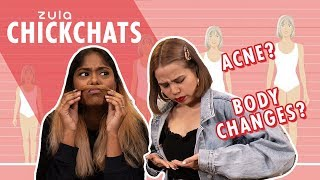 Dealing With Puberty | ZULA ChickChats | EP 76