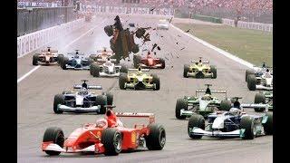 2001 F1 German Grand Prix (Full GP)