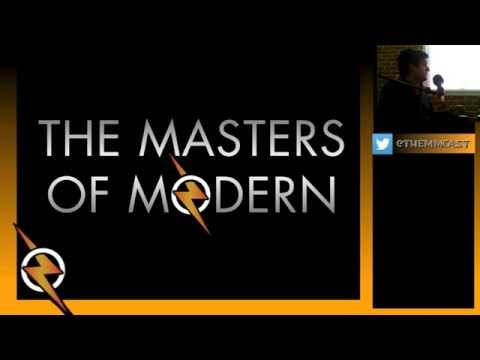 Top 100 Cards in Modern Count down Part 2 |Masters of Modern Ep 100!!!|