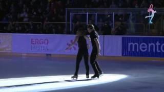 Natalia KALISZEK / Maksym SPODYRIEV - EX (gala) / Mentor Torun Cup 2017