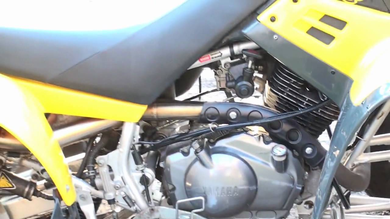 YAMAHA Warrior 350 X - Dortmund - Part 1 - YouTube