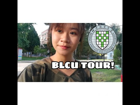 Beijing Language And Culture University Tour!!! 🐾