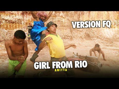 """FUNDO DE QUINTAL OFC - GIRL FROM RIO / ANITTA """"VERSION FQ"""" (Vídeo Oficial)"""