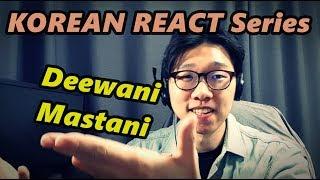 Gambar cover KOREAN REACT ON Deewani Mastani Full Video Song Bajirao Mastani