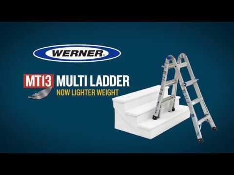Werner - MT13 Multi-Purpose Ladder