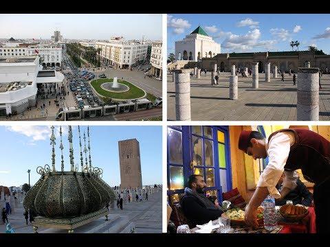 Sortir en Vidéos Maroc vous propose de découvrir le Guide Vidéos de la ville de Rabat - 2018