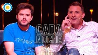 Gino Tubaro en #CadaNoche