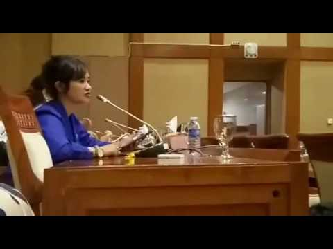 Dr. Ari Yusnita - Kartini Muda Kaltara Sedang Berjuang Di Senayan