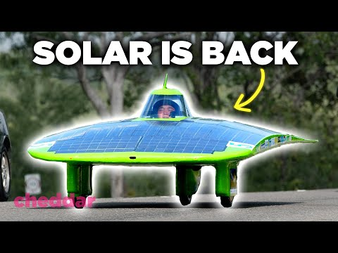 What Happened To Solar Cars? - Cheddar Explains