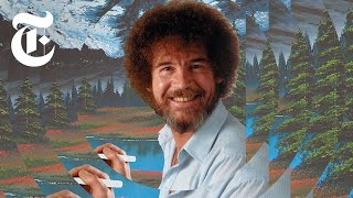 Where Are All the Bob Ross Paintings? W...