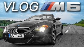 BMW M6 - 507 CAI PUTERE *soc in motor by Andy Popescu*