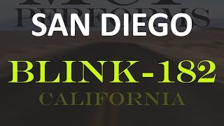 San Diego - Blink-182 [cover by Molotov Cocktail Piano]