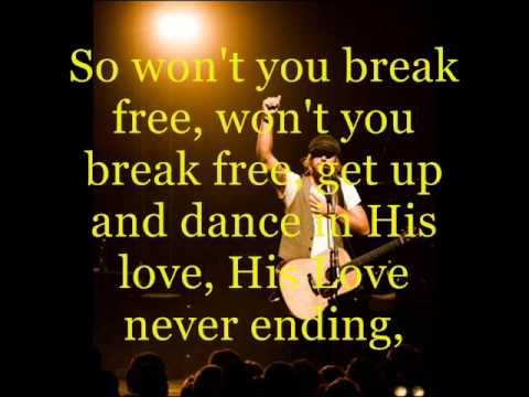 Break Free (Instrumental) - Hillsong Worship Sheet Music