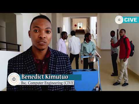 Bsc. Computer Engineering at University of Dodoma (CE-UDOM)