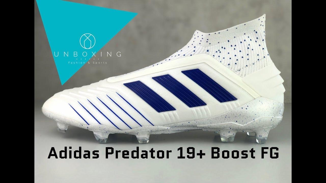 441184932 Adidas Predator 19+ Boost FG  Virtuso Pack