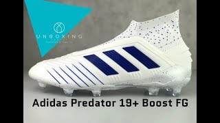 Adidas Predator 19+ Boost FG 'Virtuso Pack' | UNBOXING & ON FEET | football boots | 2019