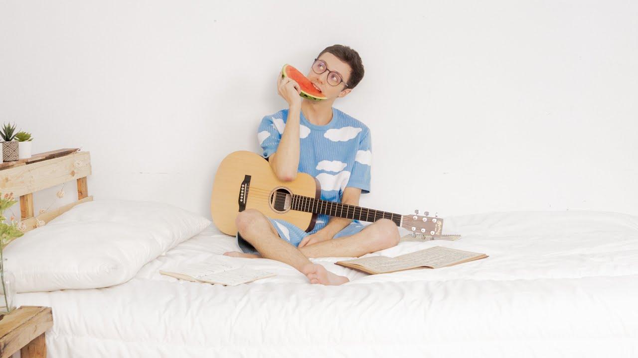David Rees - Amor de verano (lyric vídeo)