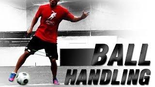 Kbands Soccer Ball Handling Skills | Soccer Offensive Drills