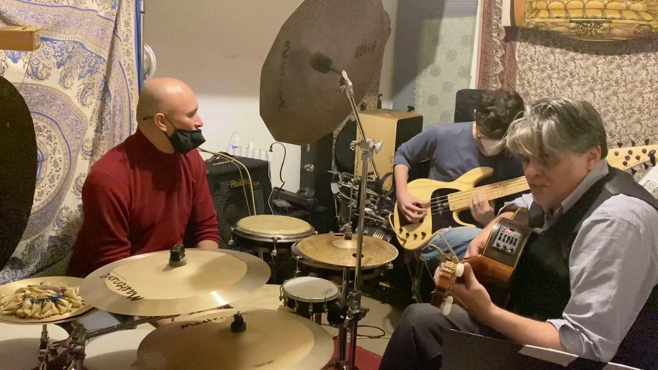 Jimmy López w/Gabriel Hermida & Marcello Maccagnan (Footprints) (Wayne Shorter Tune)