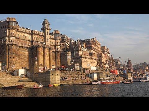 Varanasi, India in