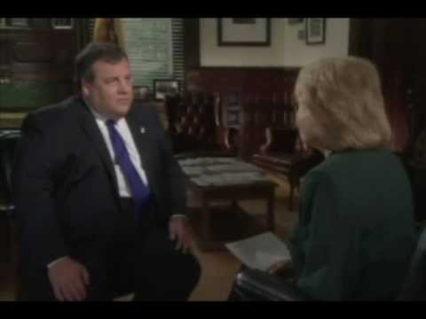 Barbara Walters Asks Gov Christie If He's Too Fat To Be President!