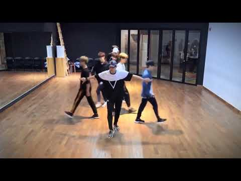 Slow 25% Mirrored Wanna One Energetic Dance Practice