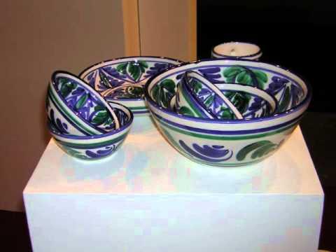 Cer Mica Artesanal De Manises Feria H Bitat Valencia 2011: ceramica artesanal valencia