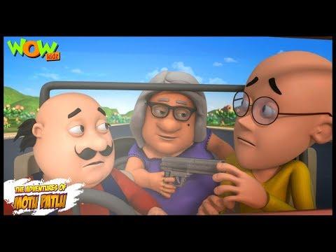 John ek Behrupia Chor - Motu Patlu in Hindi - 3D Animation Cartoon - As on Nickelodeon thumbnail