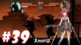 Shadow Fight 2 : Song Kiếm Tai Ương đối đầu kiếm sĩ cô độc Yasuo #39