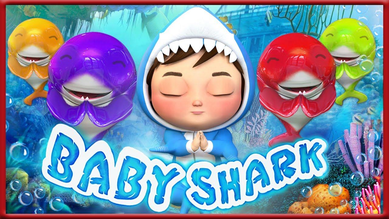 Baby Shark Doo Doo Do Doo More Nursery Rhymes Kids