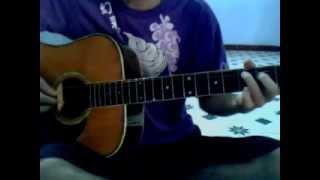 đường về - quái vật tí hon ( guitar cover )