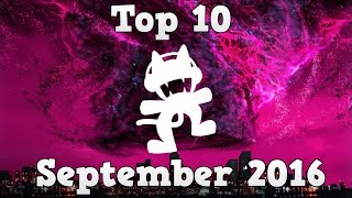 Top 10 Monstercat Songs in September 2016!