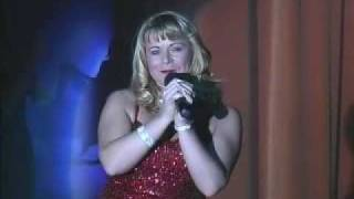 James Bond Singer Dawn Alacey - You Only Live Twice Tribute