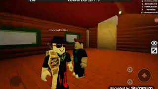 Game with christian vis on roblox