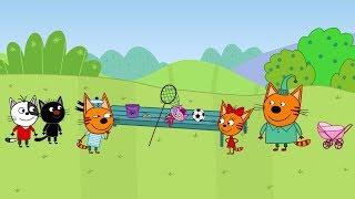 Три кота | Память | Серия 77 | Мультфильмы для детей